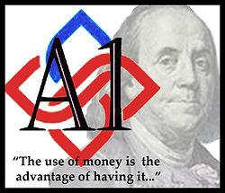 A1 Financial USA 2020 LOGO