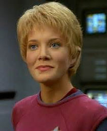 Kes from Voyager