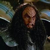 General Martok from DS9