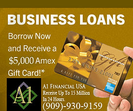 free gift card at a1 loans usa