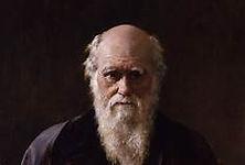 darwin IN COLOR PHOTO