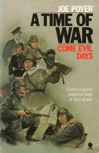 Book cover by John Poyer a TIME OF WAR