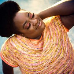 Crochet Sea Glass