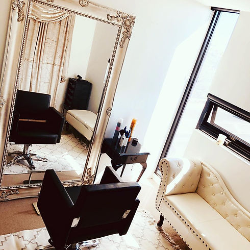Melbourne hair and makeup salon