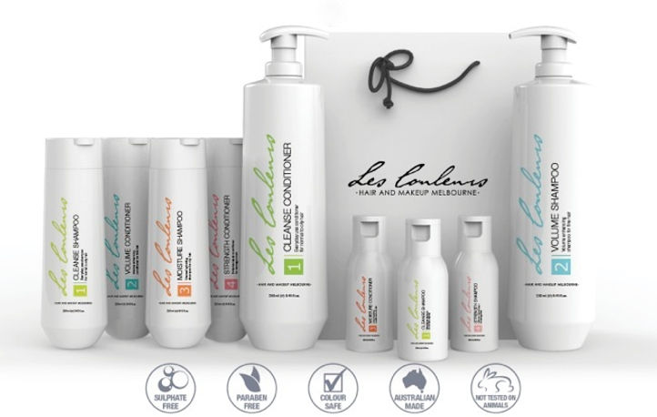 Les Couleurs Hair and Makeup Hair Products