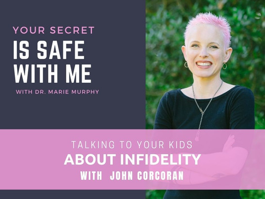 Talking to Your Kids About Infidelity