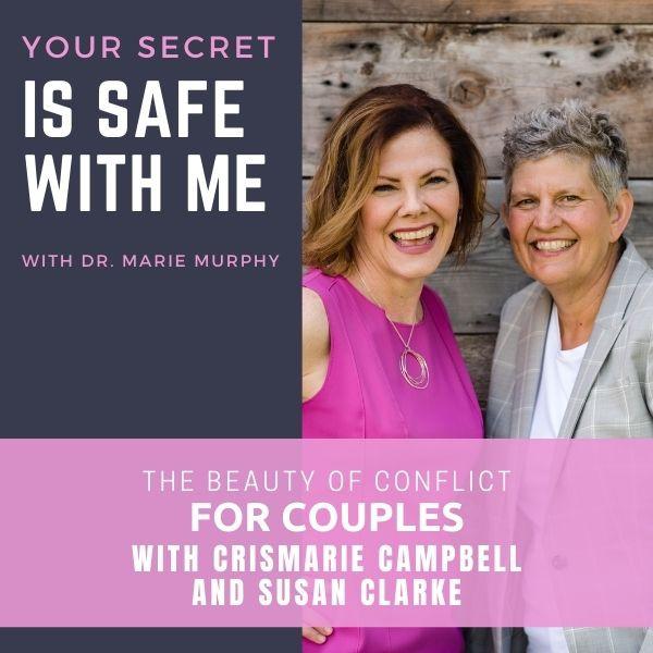 CrisMarie Campbell and Susan Clarke