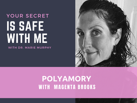 Polyamory with Magenta Brooks