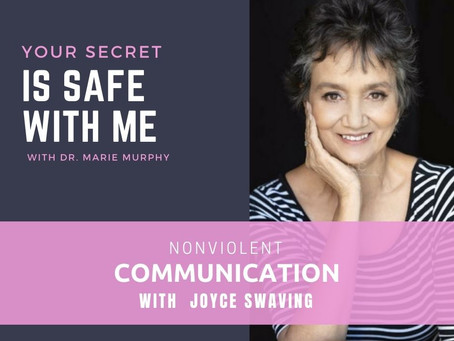 Nonviolent Communication with Joyce Swaving