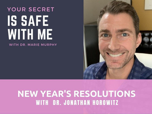 New Year's Resolutions with Dr. Jonathan Horowitz