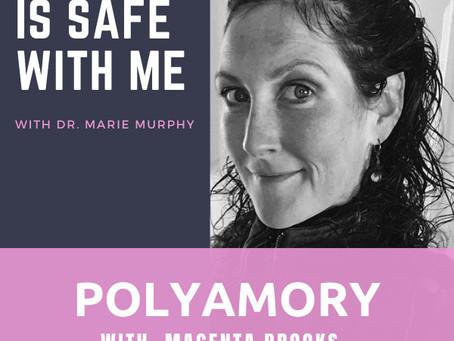 Polyamory with Magenta Brooks