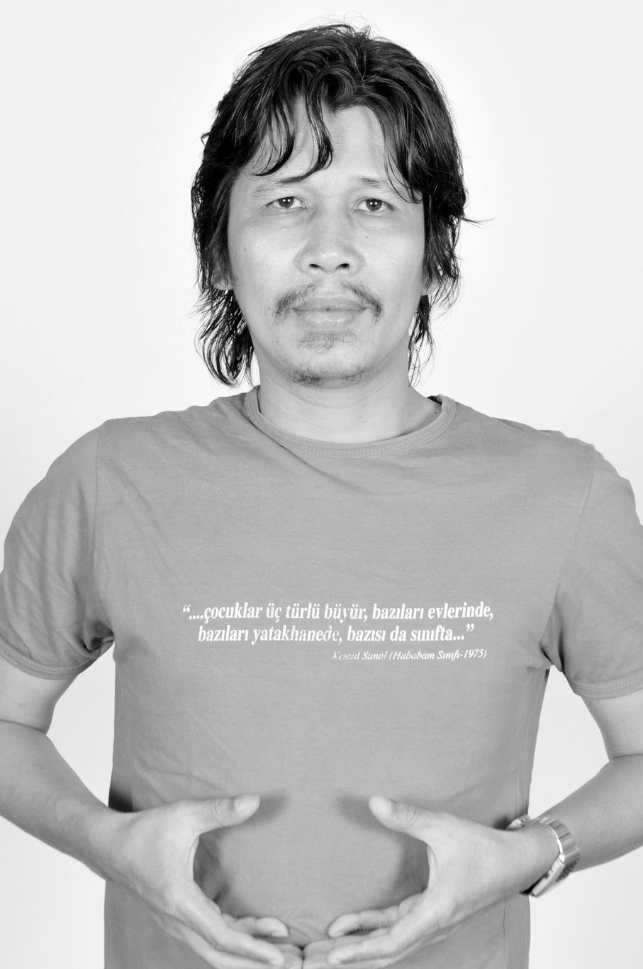 Hafiz Rancajale, Curator