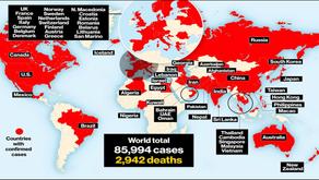 Coronavirus: Crisis Simulation