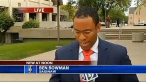 Broadcast Reel: Benjamin Bowman