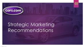 Cars.com: Marketing & Media Recommendations