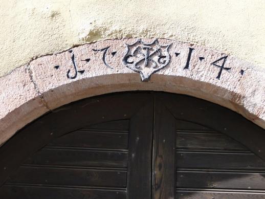 Entrée salle du Presbytère Bernardvillé