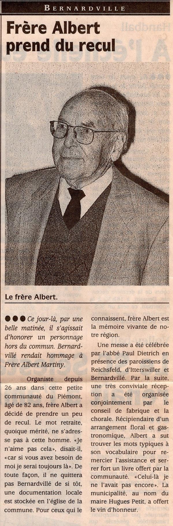 Frère Alabert 2001 Bernardvillé444 (Copi