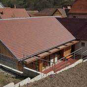 Construction de l'école maternelle de Bernardvillé