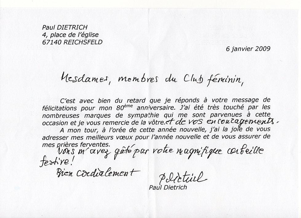 Anniversaire Paul Dietrich 80 ans 2009 B