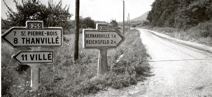 Route de Bernardvillé