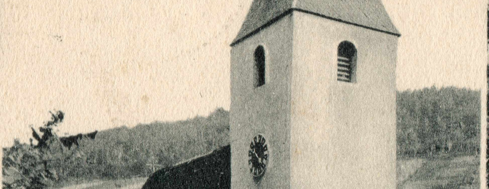 Eglise de bernardvillé
