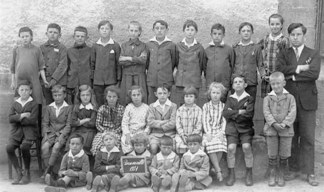 Bernardvillé classe 1931