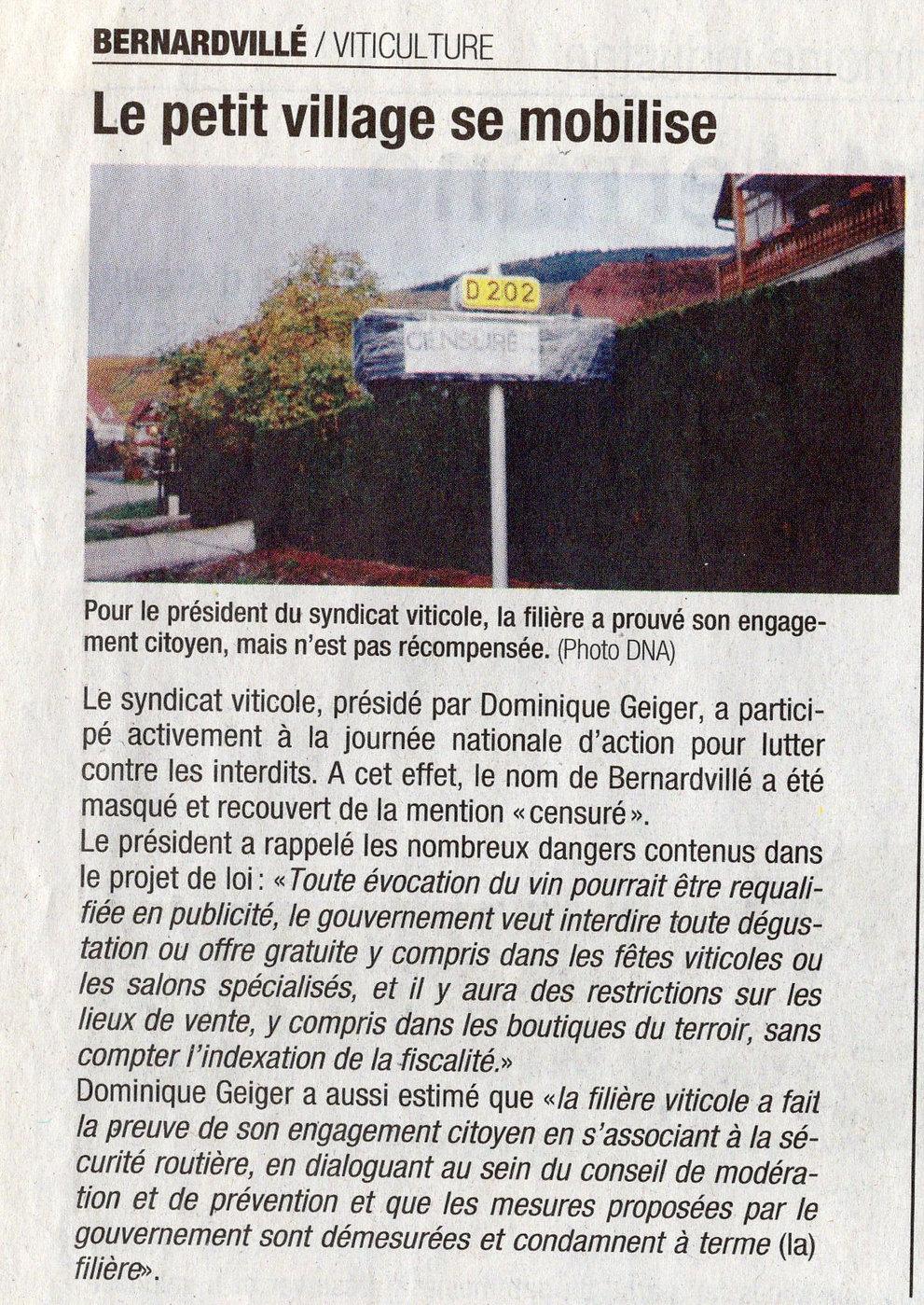 Viticulture 2008 Bernardvillé (Copier).j