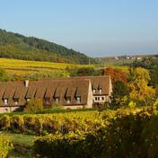 Abbaye de Baumgarten Bernardvillé
