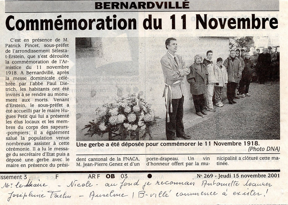 Commémoration 11 novembre 2001192 (Copie