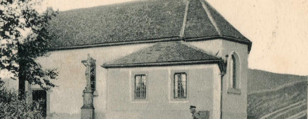 Chapelle de Baumgarten.