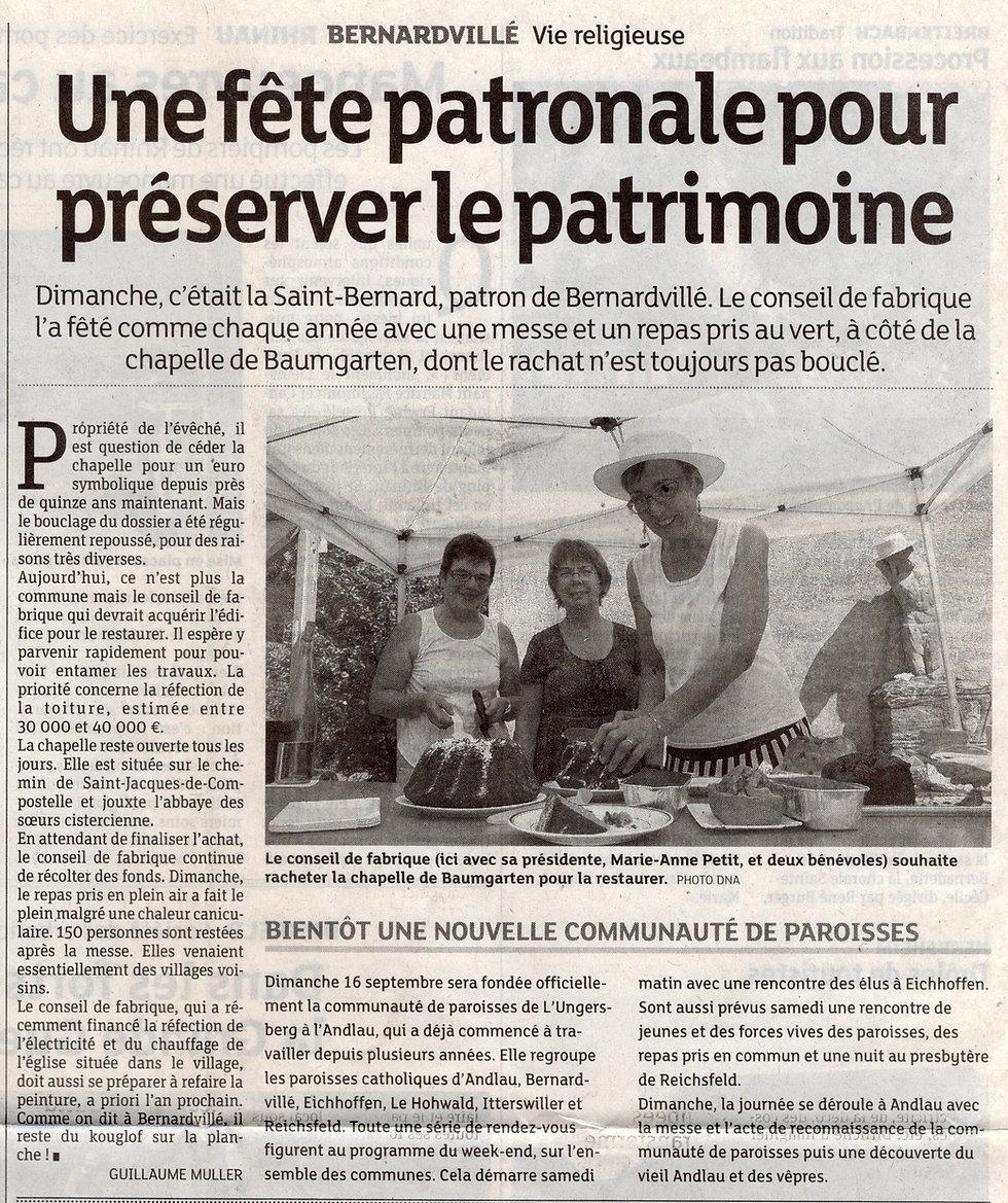 Fête patronale 2012 Bernardvillé (Copier