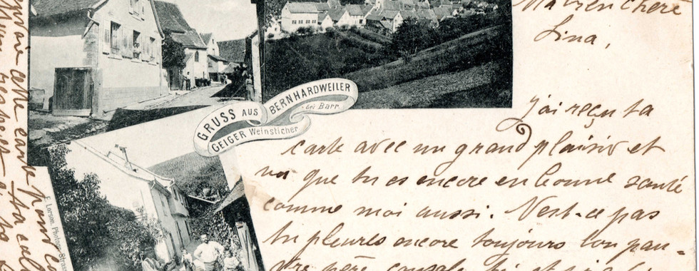 Carte postale 1898