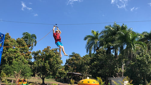 Zip Line  | Country World Adventures Tours | Puerto Plata