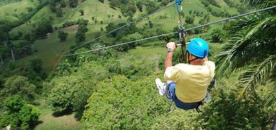 Amber Cove Zip Lines  | Country World Adventures Tours | Puerto Plata