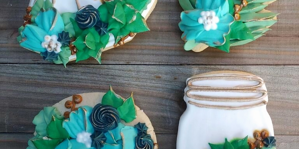 Advanced Cookie Decorating Workshop