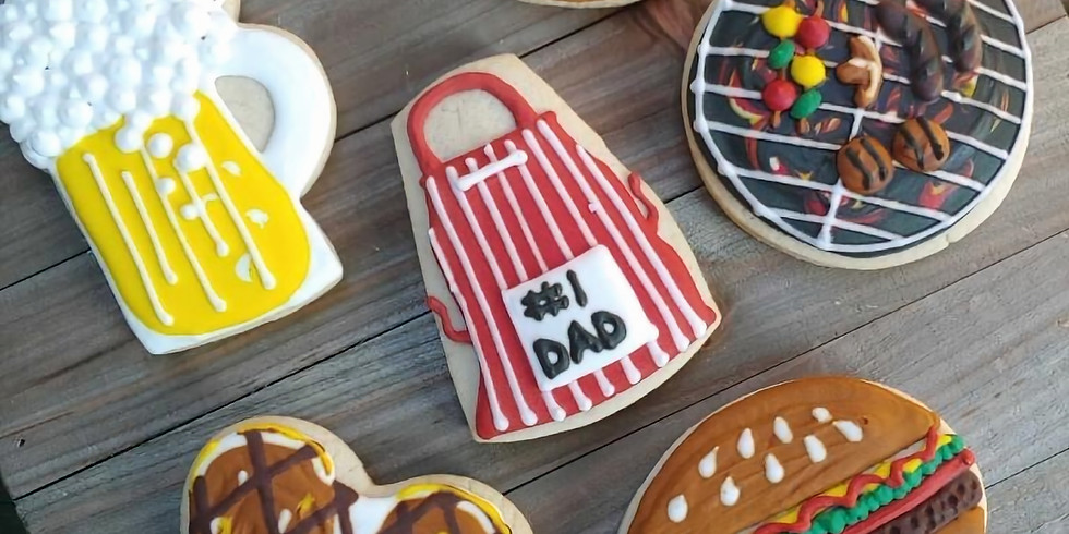 Father's Day Cookie Decorating Workshop