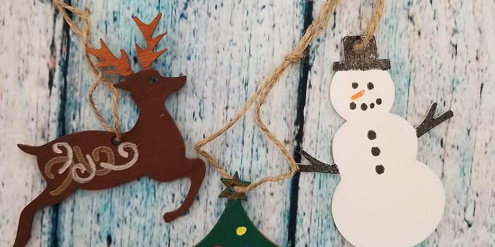 Kid's Ornament Workshop