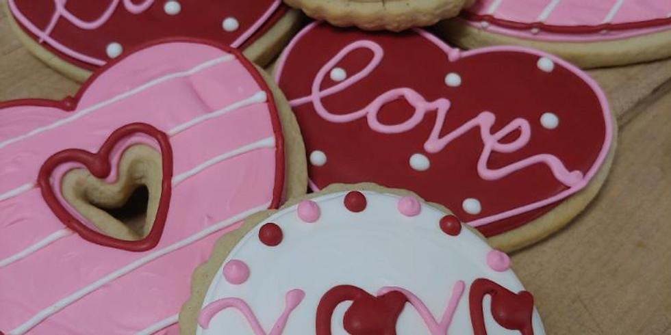 Valentine Cookie Decorating Workshop