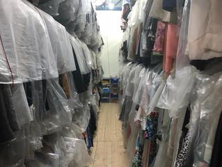 מפגש חברים יולי 2018- ביקור במחסן התלבושות