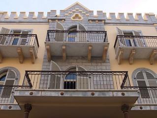 """מפגש חברים מרץ 2018- ביקור במלון """"ירושלים"""""""