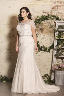 True Curves Plus Size Wedding Dress