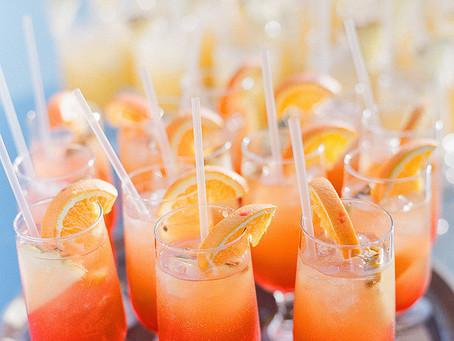 Trend Alert! Signature Wedding Cocktails