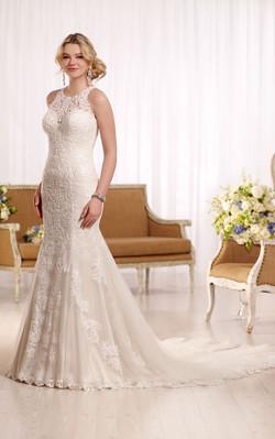 Essense Wedding Dress D2174