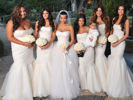 Bridesmaids Trends: White