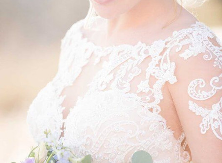 Four of our Favourites: Long Sleeve Wedding Dresses