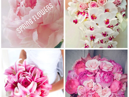 Wedding Flower Inspiration!