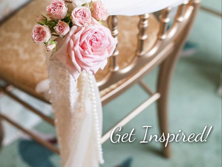 Get Inspired! Pearl Infused Weddings!