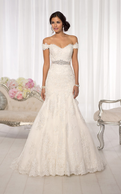 Beautiful Wedding Dresses D1617