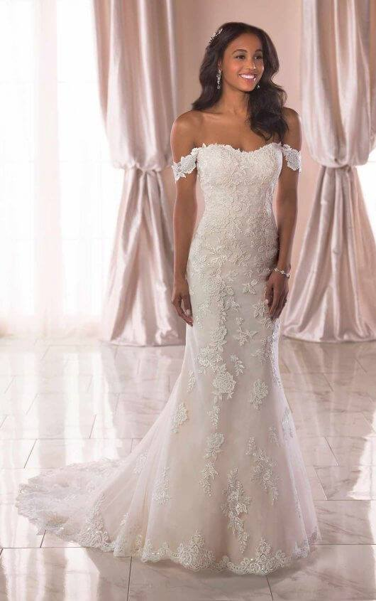 Stella York Wedding Dress 6801