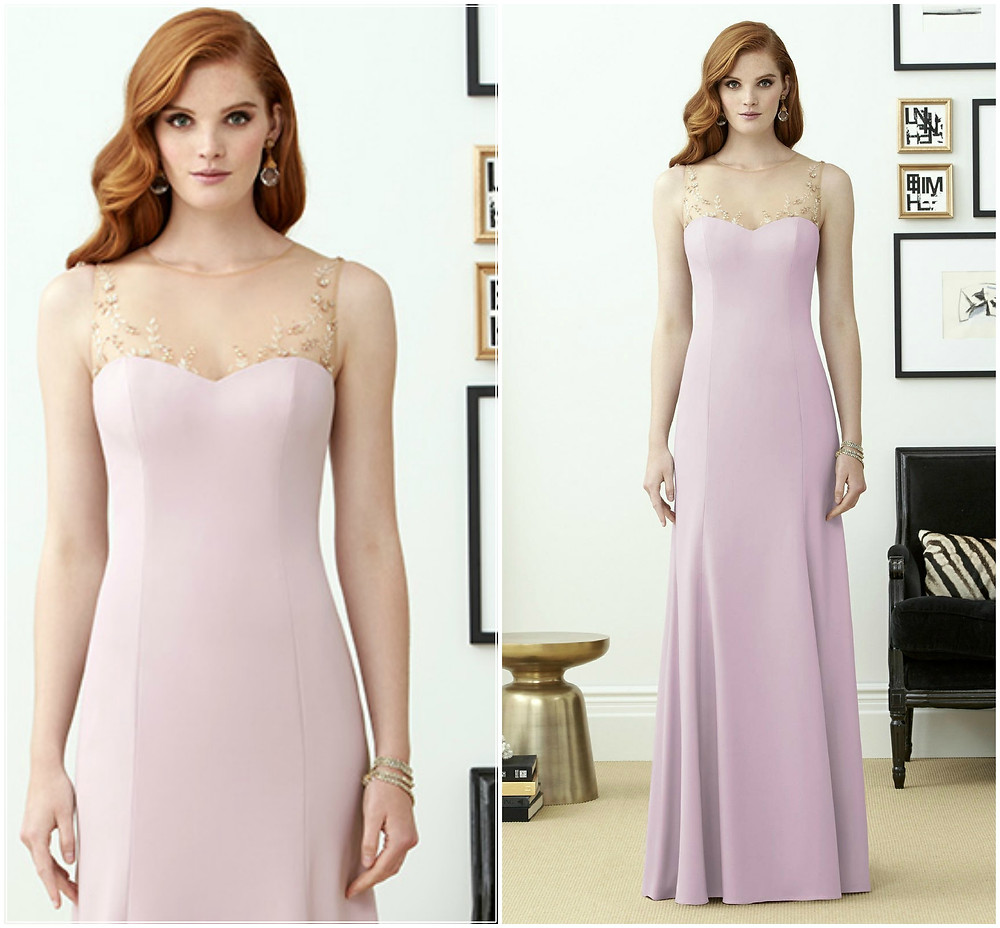 Dessy 2964 Bridesmaids Dress